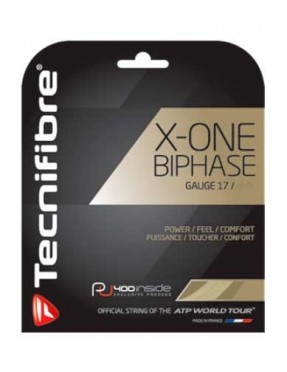 TECNIFIBRE X-ONE Biphase  1,30 12m
