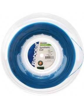 BABOLAT Synthetic Gut 200m 1.30mm (Azul)