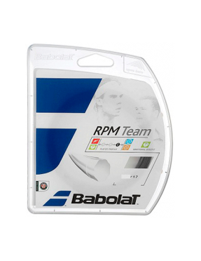 BABOLAT RPM Blast Team Black 1.30 12m