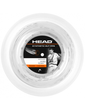 HEAD Synthetic Gut PPS 1.30 White200m