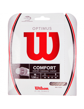 WILSON Optimus 1.30 White 12m