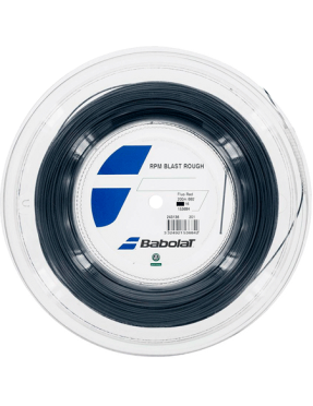 BABOLAT RPM Blast Rough Black 1.25 200m