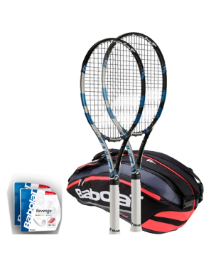 PACK Babolat Pure Drive GT 2015