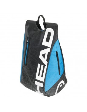 HEAD Tour Team Backpack (Negro/Azul)