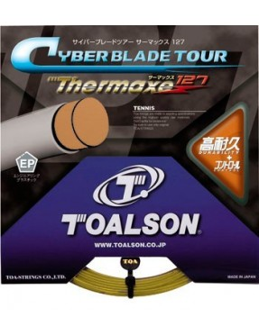 TOALSON Cyber Blade Tour Thermaxe Yellow 1.27 13m