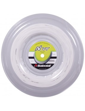 BABOLAT N. VY 200m 1.30mm (Blanco)